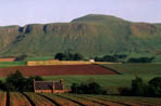 West Lomond from Gateside